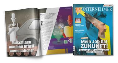 Unternehmer Magazin 06-2019