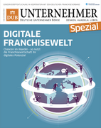 DUB UNTERNEHMER Spezial Franchise 2017