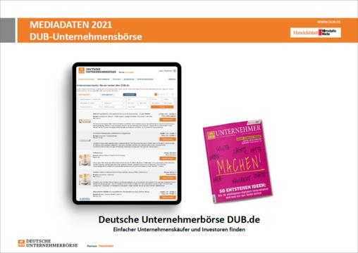 DUB.de-Mediadaten 2021