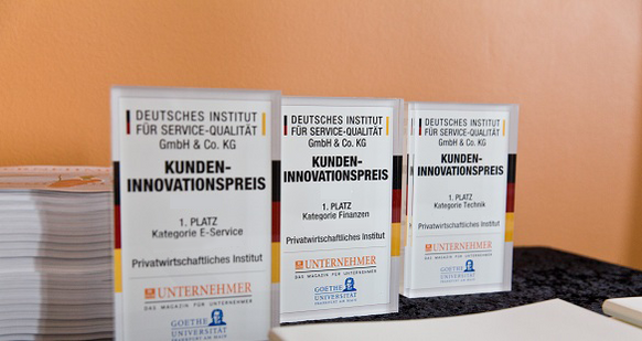 Kunden Innovationspreis 2016