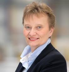 Sabine Neuss, COO bei Linde Material Handling