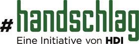 handschlag - eine Initiative von HDI