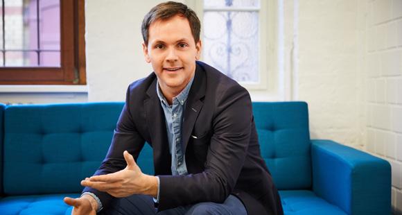Philipp Schröder ist sich sicher: Sharing is caring