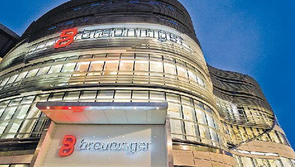 Comeback der City Deutsche Unternehmerbörse