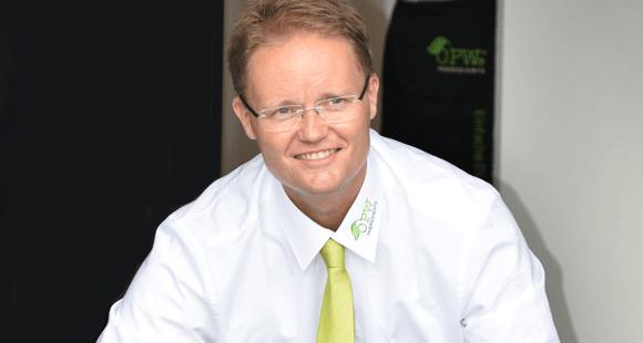 Onno Jongkind ist Geschäftsführer bei OPW Ingredients GmbH