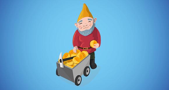 Bitcoin & Co. glänzen trotz Kursschwankungen verlockend. Die wahre Goldader ist aber die Blockchain-Technologie