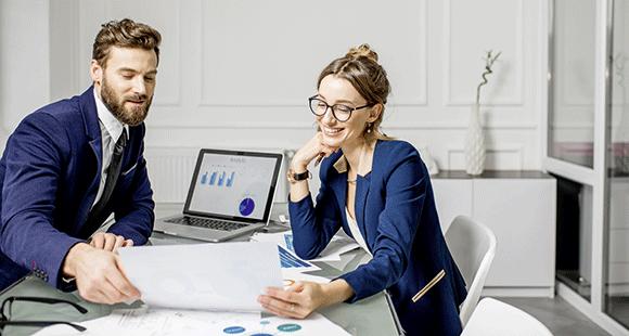 Wohlfühlmoment: Für eine erfolgreiche Geschäftsabwicklung muss die Chemie zwischen Verkäufer und Berater stimmen