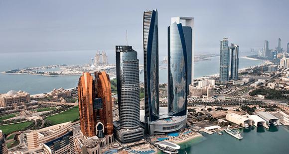 Abu-Dhabi: Große Stadt ganz smart?