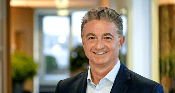 Adel al-Saleh ist seit Januar 2018 im Vorstand der Deutschen Telekom verantwortlich für die Großkundensparte des Konzerns und CEO von T-Systems