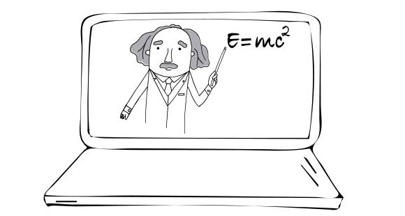 Neues Denken war schon für Albert Einstein überlebenswichtig. Die Haufe Akademie setzt deshalb auf innovative Ansätze in der Weiterbildung
