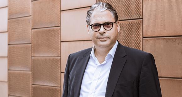 Alexander Mönch ist General Manager für Deutschland und Österreich bei myTaxi.