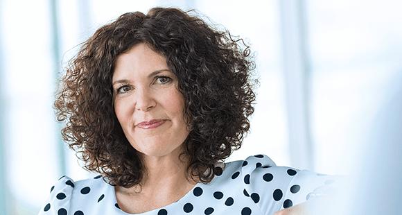 Antje Leminsky Die Wirtschaftswissenschaftlerin arbeitet seit 2012 für GRENKE, seit März 2018 als CEO