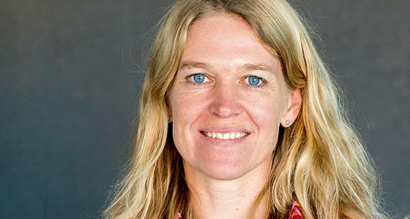 Antje von Dewitz ist Geschäftsführerin des Bergsportausrüsters VAUDE und wurd 2018 als Brand Manager of the Year geehrt