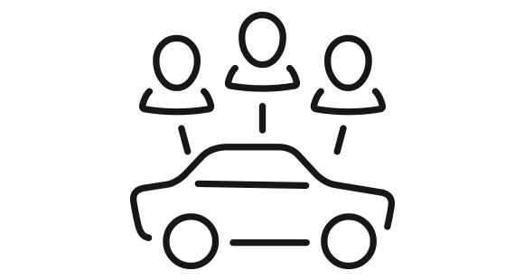 Ridehailing, Mobilität, Taxi
