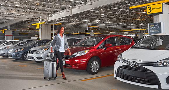 Autovermietung Hertz Mobilität