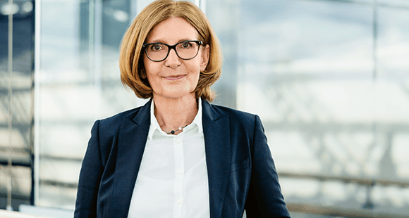 Beate Oblau ist seit 28 Jahren dem Schreibgerätehersteller Lamy treu – und 2018 in die Geschäftsführung berufen worden