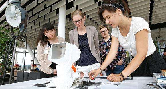 Am Bosch-Campus Renningen arbeiten 1.700 Mitarbeiter an Zukunftsthemen