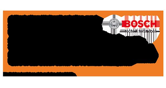 Unternehmenskenzahlen von Bosch 2017