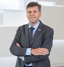 Michael Bolle, Forschungs-Chef bei Bosch
