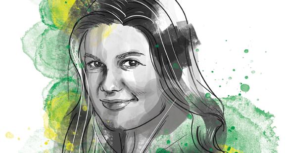 Catharina van Delden ist nicht nur Mitgründerin und CEO von innosabi sondern engagiert sich auch als Mitglied im Bitkom-Präsidium und anderen Gremien für die digitale Transformation.