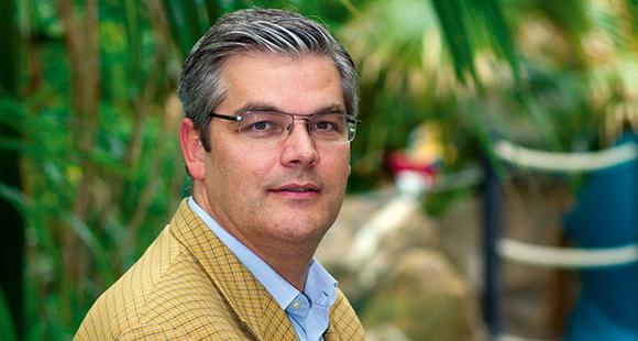 Frank Daemen, Deutschlandchef Center Parcs