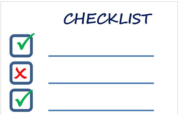 Nachfolge Checkliste - Jetzt gratis herunterladen
