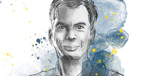 Dr. Christian Langer ist Chief Digital Officer Lufthansa Group und Managing Director Lufthansa Innovation Hub