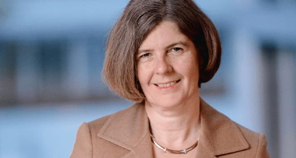 Claudia Andersch: Seit dem 1. Januar ist sie als Vorstandsvorsitzende der R+V Lebens- und Krankenversicherung tätig.