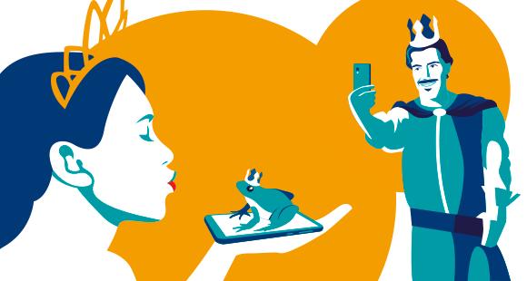 Vom Frosch zum König: Customer-Centricity bedeutet, den Kunden und seine Bedürfnisse in den Fokus zu stellen