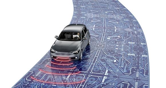 Datenstrecke: Vernetzte Fahrzeuge zeichnen auf, wer rast oder scharf bremst. Wer darf diese Daten nutzen?
