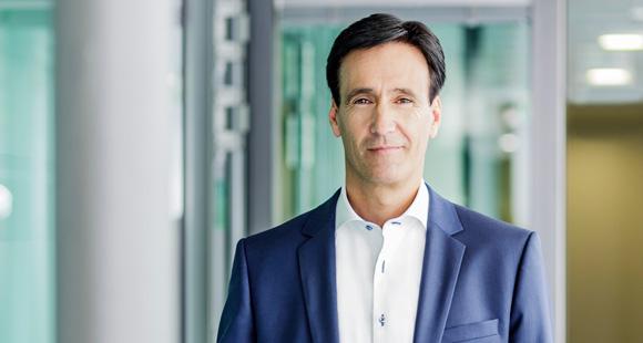 Stefan Unterlandstättner: Der heute 55-Jährige ist seit 2013 Vorstandsvorsitzender der Deutschen Kreditbank