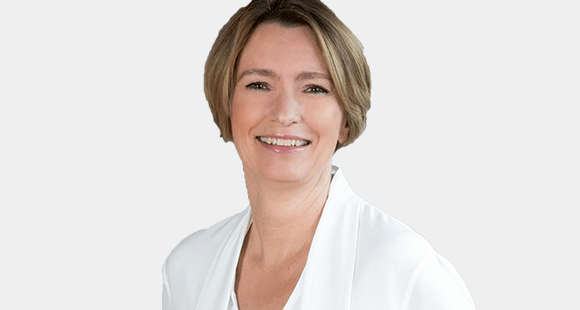 Dr. Melanie Maas-Brunner ist President Nutrition and Health bei BASF