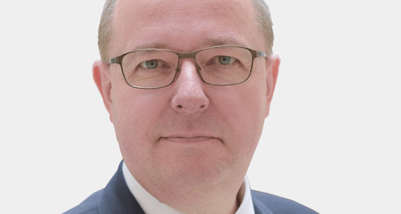 Dr. Peter Gocke ist der erste Chief Digital Officer (CDO) der Berliner Charité