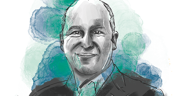 Domenico Anic ist geschäftsführender Gesellschafter von Jura Direkt. Der 46-Jährige war zuvor als Finanzberater tätig