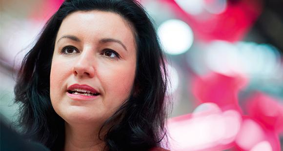 Dorothee Bär: Die Staatsministerin für Digitalisierung möchte bereits vernünftige Strukturen für potenzielle Nachfolger im Amt schaffen.