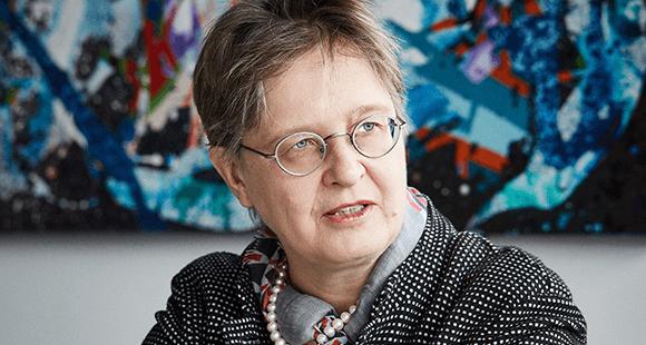 Gut gefördert: Henriette Meissner von der Stuttgarter weiß, wie Firmen von der Förderung von Betriebsrenten profitieren können.