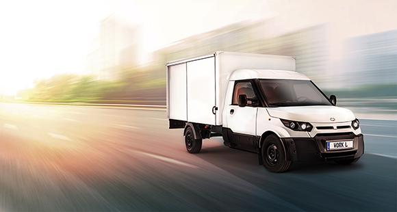 E-Transporter: Inzwischen sind 6.000 StreetScooter Teil der Post-Flotte
