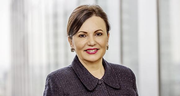 Petra Wassner: Die Diplom-Politik- und Sozialwissenschaftlerin ist seit 2001 Geschäftsführerin der NRW INVEST GmbH