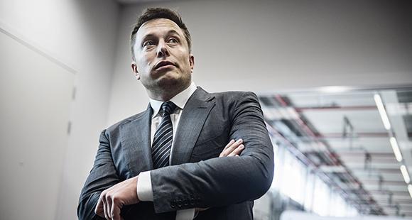 Umtriebig: Elon Musk ist aktuell in fünf Unternehmen aktiv