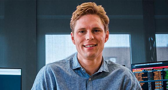 Der Gründer und Geschäftsführer von Scalable Capital war zuvor Co-CEO von Westwing Home & Living
