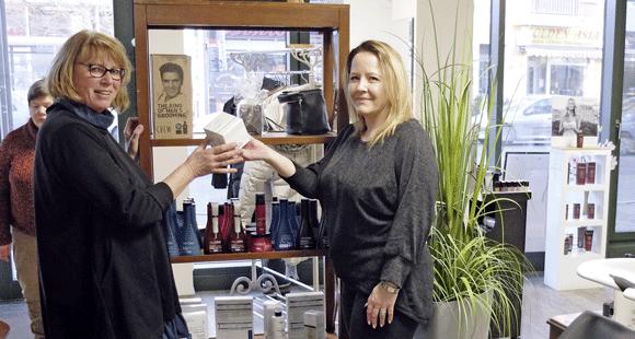 Familie Schneider modernisiert die Friseure Vandéll sanft
