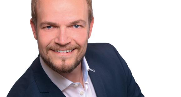 Florian Christ, Gründer von fino.digital, will den Kontowechsel-Prozess vereinfachen