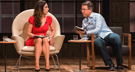 Frank Thelen und Judith Williams investieren im TV in Start-ups