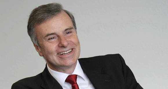 Dr. Georg Tacke, CEO der globalen Strategie- und Marketingberatung Simon-Kucher & Partners