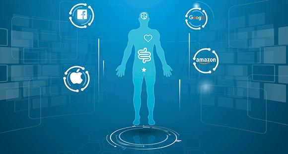 Mitten ins Herz: Google, Apple, Facebook und Amazon zielen laut Scott Galloway auf wichtige menschliche Bedürfnisse