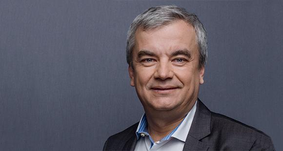 Markus Reithwiesner ist als Geschäftsführer der Haufe Group zuständig für die Themen Strategie, Business Development und die strategische Ausrichtung der gruppenweiten Technologie und Architektur
