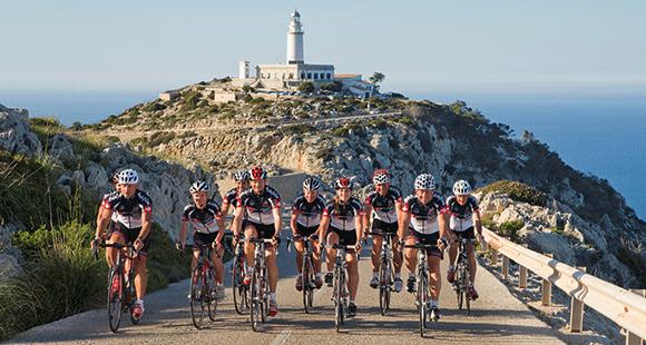 Traumhaft: Radsport am Cap Formentor