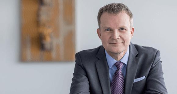 Dr. Jens Baas sitzt seit 2012 Vorstandsvorsitzender der Techniker Krankenkasse