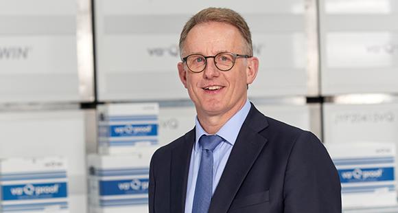 Dr. Joachim Kuhn, CEO der va-Q-tec AG