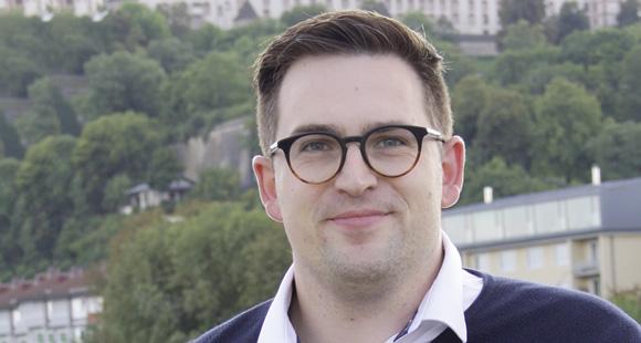 Jochen Seelig: ist Geschäftsführer des Start-Ups snapADDY
